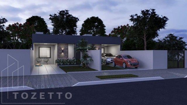 Casa para Venda em Ponta Grossa, Orfãs, 3 dormitórios, 1 suíte, 2 banheiros, 2 vagas - Foto 4