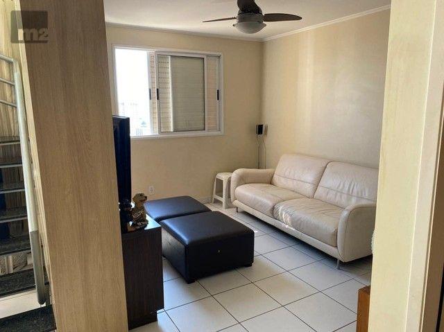 Apartamento à venda com 2 dormitórios em Setor oeste, Goiânia cod:M22AP1449 - Foto 4