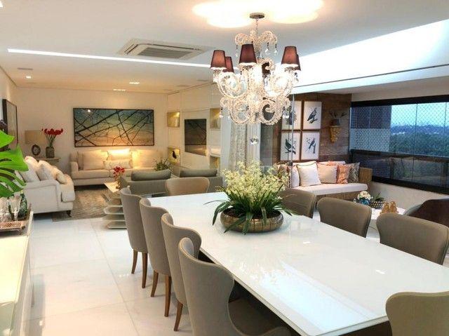 Apartamento para Venda em Salvador, Patamares, 4 dormitórios, 4 suítes, 4 banheiros, 4 vag - Foto 2