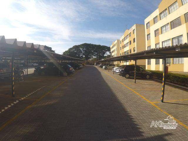 Apartamento com 3 dormitórios para alugar, 64 m² por R$ 900,00/mês - Zona 08 - Maringá/PR - Foto 20