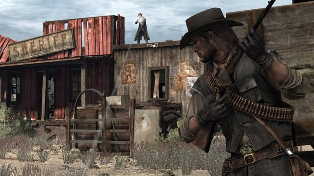 Red Dead Redemption ps3 - Foto 2