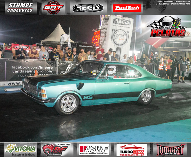 Opala SS Turbo Traseira TT-A - Foto 7