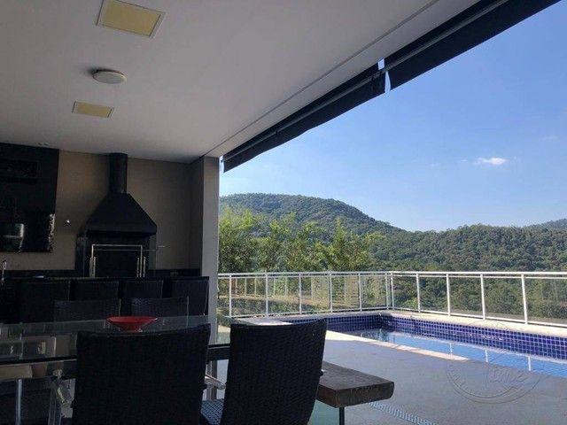 Casa com 4 dormitórios para alugar, 385 m² por R$ 24.000/mês - Tamboré - Santana de Parnaí