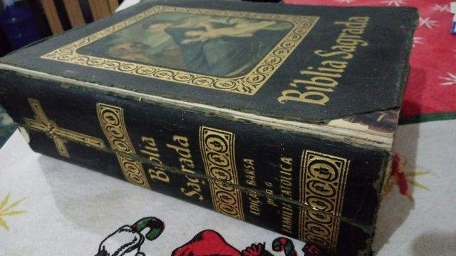 Bíblia Sagrada Barsa para a Familia Católica ed. 1968