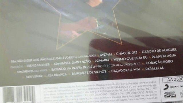 ZE RAMALHO - CD MEGA HITS NOVO LACRADO  - Foto 2