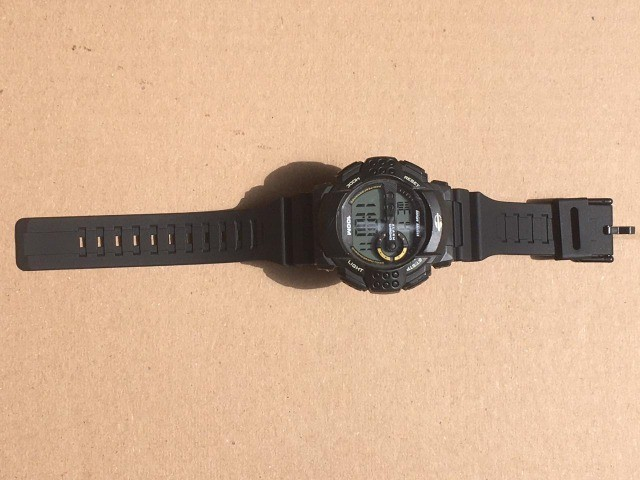 Relógio Marca Mormai á Prova D`àgua - Foto 5