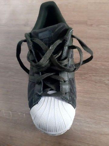 Tênis Superstar Adidas - Foto 2