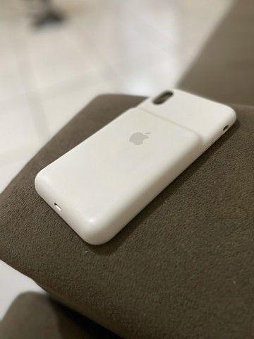 Capa Iphone XS MAX - CASE BATERIA ORIGINAL APPLE - Foto 3