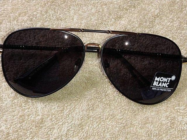 Óculos de Sol Mont Blanc  - Foto 3