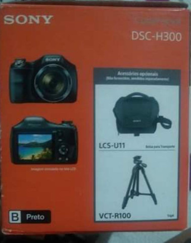 Câmera Digital Sony Cyber Shot H300 - Foto 5