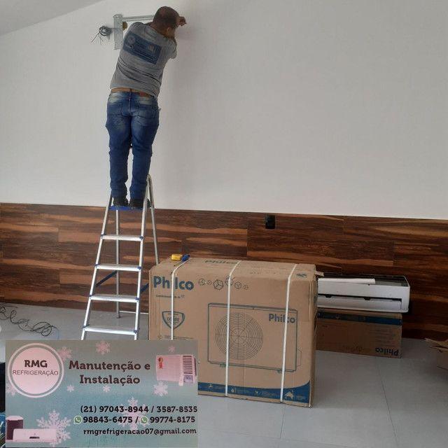 Instalação e Manutenção de ar condicionado Split e  ar condicionado de janela.  - Foto 6