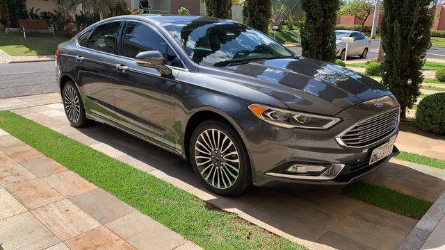 Ford Fusion titanium 2.0 awd - 2017/2017