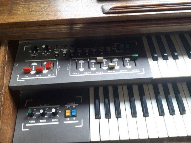 Órgão eletrônico Phinker  - Foto 2