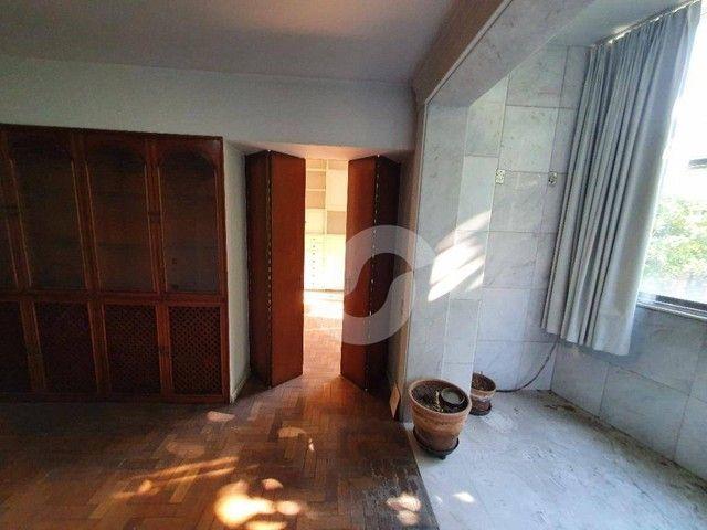 Copacabana neo-clássico. 3 quartos e home-office no melhor ponto do bairro por 1.3Mi. Impe - Foto 13