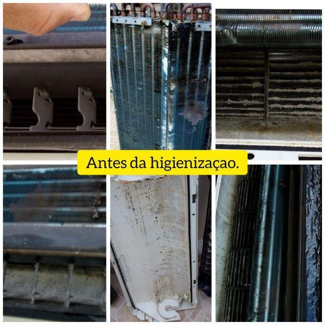 Ar condicionado instalação e manutenção de split system  - Foto 3