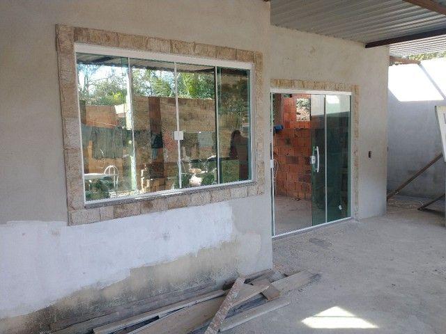 Vendo 2 casas no bairro vila rica 3 poço na beira da rua R$250.000 - Foto 2