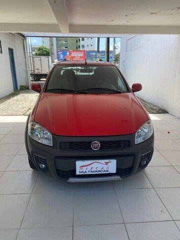 Fiat Strada 1.4 Freedom 3p Cab. Dupla 2020 Extra!!! - Foto 4
