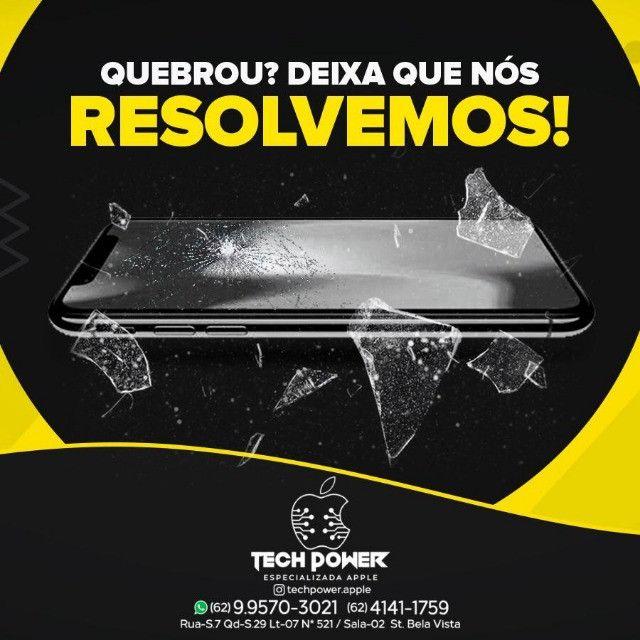 Iphone quebrou a Tela? - Foto 2