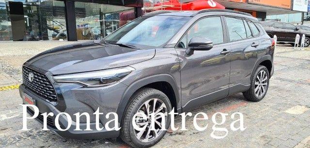 Toyota Corolla Cross XRE 2021/2022 - OKM!!! - Foto 12