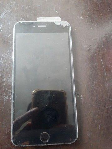 Tela frontal nova Iphone 6 plus