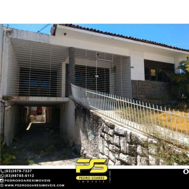 Casa com 3 dormitórios para alugar, 275 m² por R$ 5.000/mês - Tambaú - João Pessoa/PB