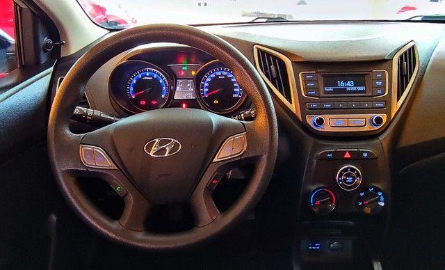 Impecável Hyundai HB20 1.0 completo e com 1 ano de garantia - Foto 12