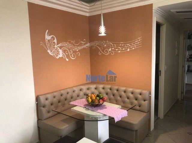 Lindo Apartamento Condomínio Mundo Apto Santana - Foto 2