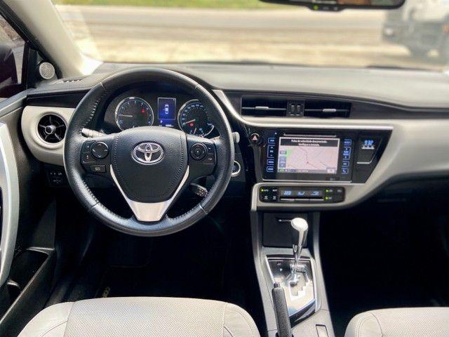 Corolla XEI 2018 Automático  - Foto 15