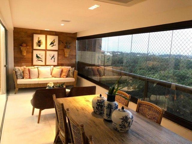 Apartamento para Venda em Salvador, Patamares, 4 dormitórios, 4 suítes, 4 banheiros, 4 vag