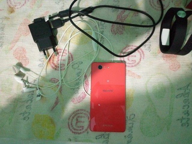 Smartphone Sony Xperia Z3 Compact (À Prova D'água) - Foto 3