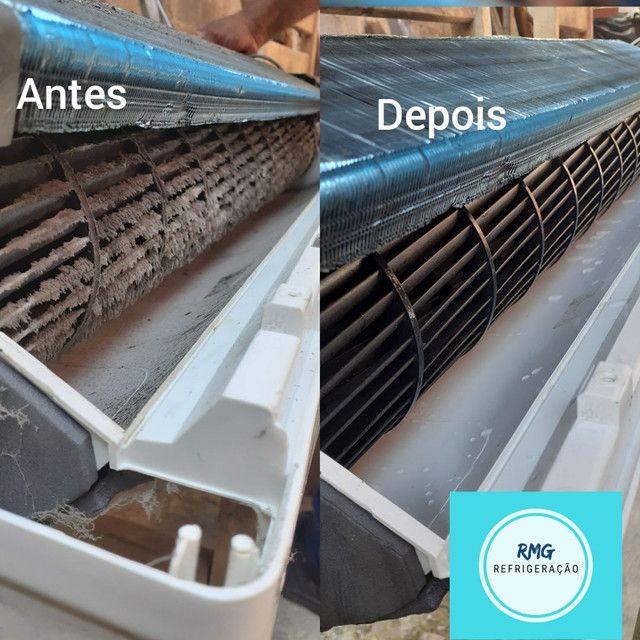 Instalação e Manutenção de ar condicionado Split e  ar condicionado de janela.  - Foto 2