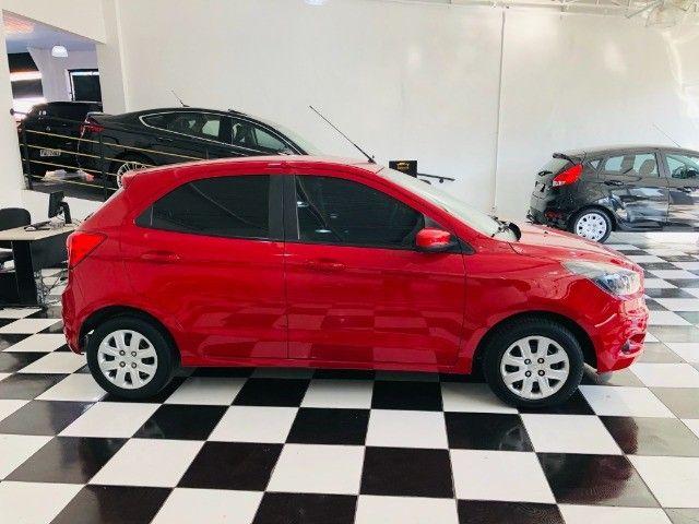 Ford Ka 2018 1.0 Se Flex 4p Impecável - Foto 5