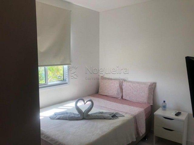 Apartamento em Porto de Galinhas / Praia do Cupe / Muro alto com 3 quartos - Foto 6