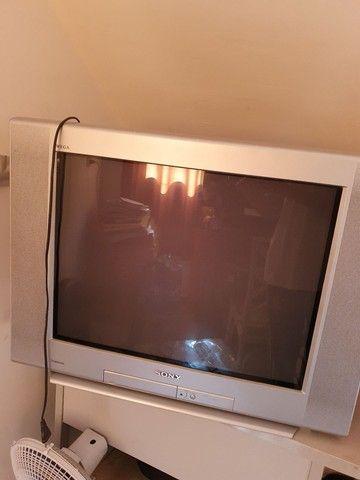 TV Sony Trinitron 29 polegadas