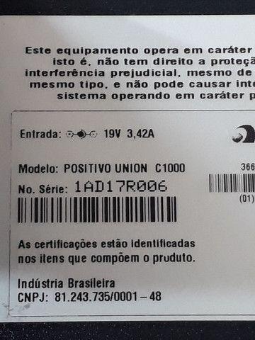 Computador da positivo Union c1000  - Foto 2