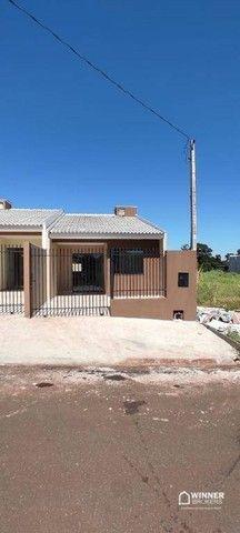 Casa com 2 dormitórios à venda, 62 m² por R$ 170.000,00 - Hamada - Marialva/PR