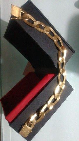 Vendo pulseira 21 gramas - Foto 2