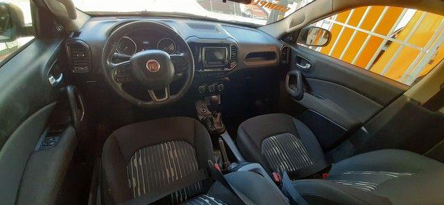 Fiat Toro Freedom 1.8 / 2018 - Completo + GNV *( 10.000,00 entrada)*  - Foto 2
