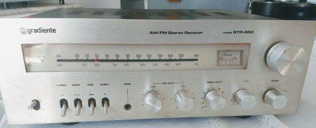 Receiver Gradiente STR-850 - Foto 3
