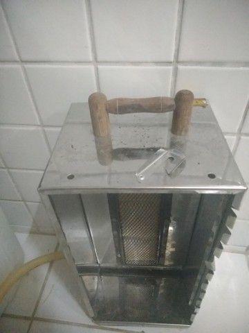 Churrasqueira a gás portátil  - Foto 6