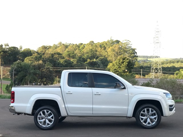 VW Amarok 3.0 V6 Highline - 2018  - Foto 6