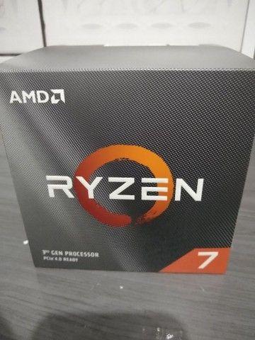 Processador rayzen 7 só venda.