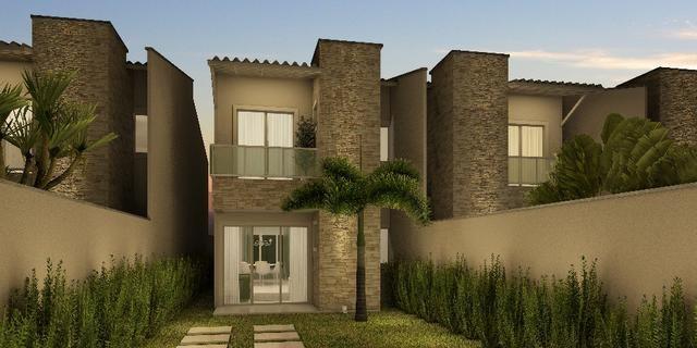 Casa Duplex, 4 quartos, próximo ao Shopping Eusébio - Villa Coimbra