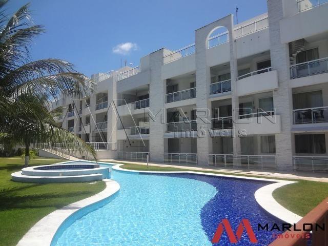 Apartamento condominio fechado Tabatinga Beach