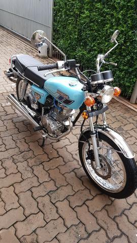 Moto cg 125 1979