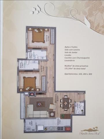 Apartamento à venda, 96 m² por R$ 1.816.000,00 - Centro - Gramado/RS - Foto 5