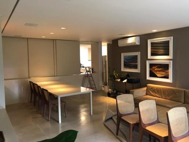 Apartamento 4 quartos, SQS 312, Asa Sul, Via Cap Ferrat - Canto - 4 Suítes - 4 Vagas - Tod