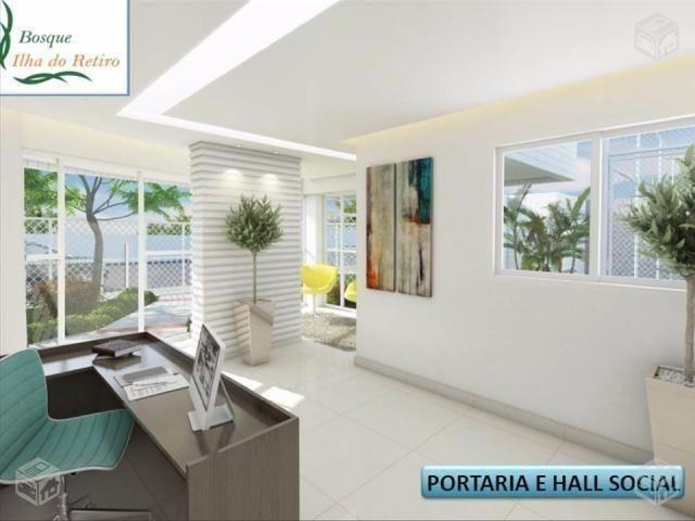 Apartamento na Ilha do Retiro|03 quartos|01 vagas|59m²| {Elizama 81 99557-1141}