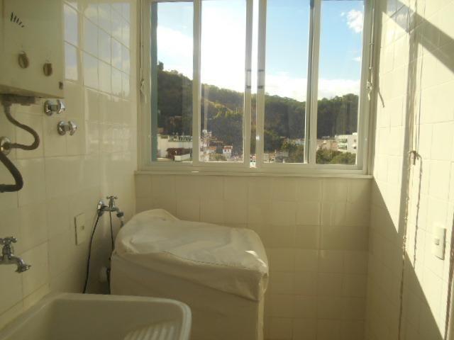 Rua Souza Franco, apto 02 dormitórios , dependência , varanda e vaga escriturada - Foto 18