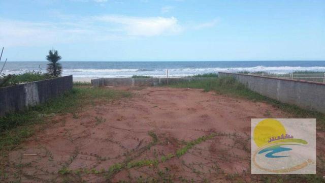 Terreno em Itapoá sc frente para o mar balneário cambiju! - Foto 3